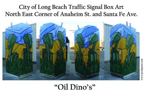 Traffic Signal Box No.2