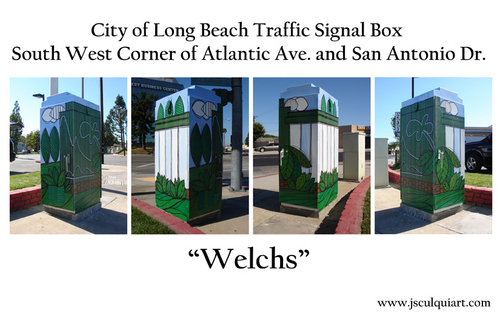 Traffic Signal Box No.3