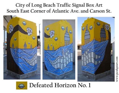 Traffic Signal Box No.4