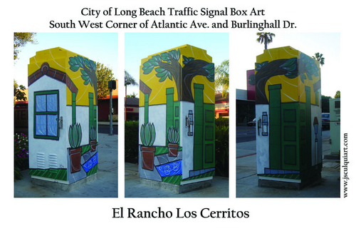 Traffic Signal Box No.5