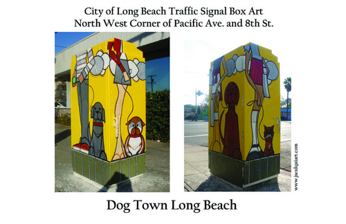 Traffic Signal Box No.6