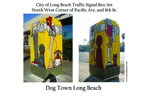 Traffic Signal Box No.6