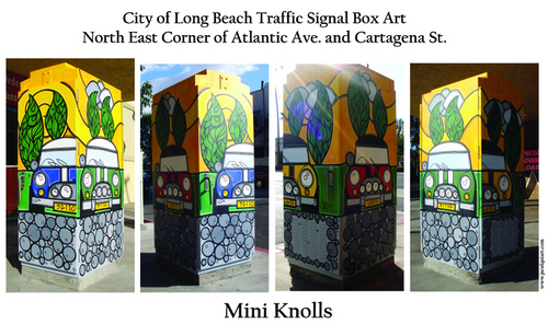 Traffic Signal Box No.7