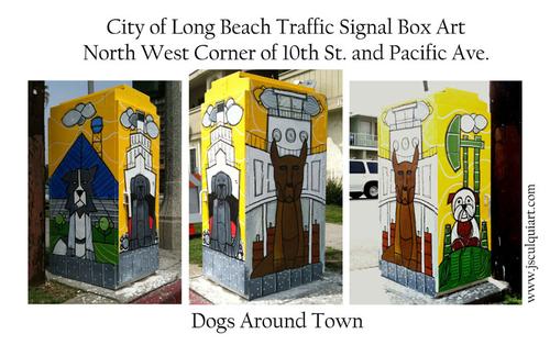 Traffic Signal Box No. 9