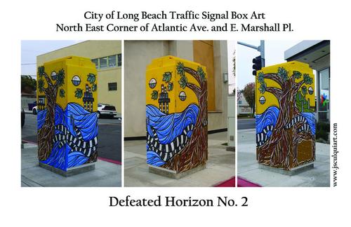 Traffic Signal Box No.8