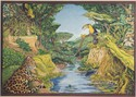 rainforest, painting -  Painting