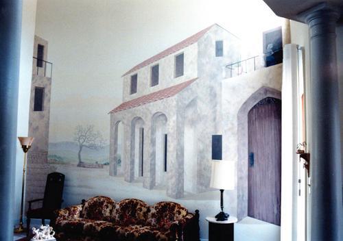 Mural / Villa