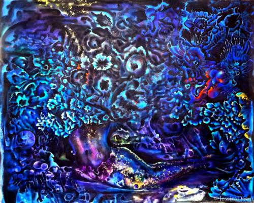 Mermaid Dreams  by Surreal Decor
