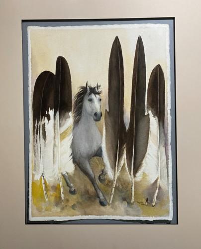 Five Feather Run by Joe Toledo