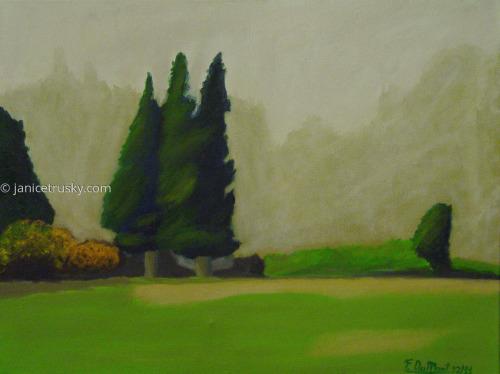 Painting I - Landscape