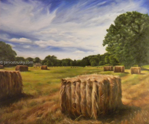Painting II - Landscape