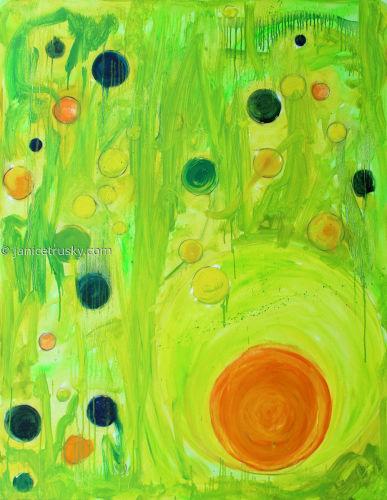 Nice Day by Janice Trusky