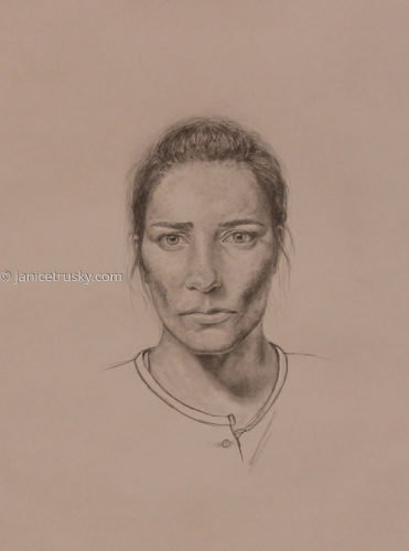 Introduction to Drawing - Portrait