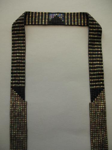Pele, strap detail (large view)