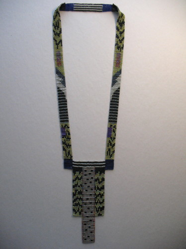 Static Neck Piece