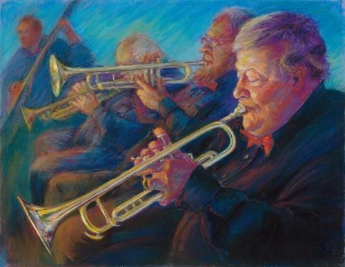 The Trumpets Blare