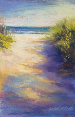 Study for BEACH WALK