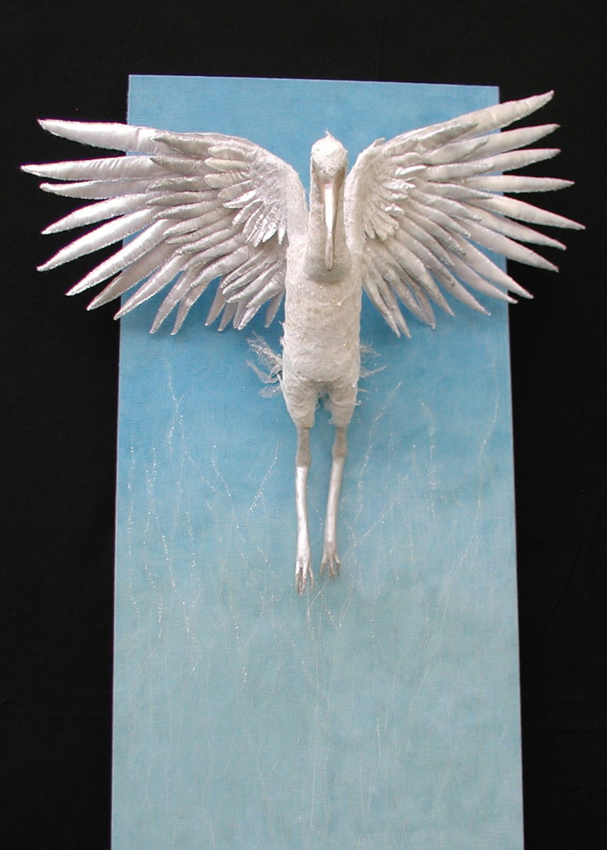 Silver Ibis (large view)