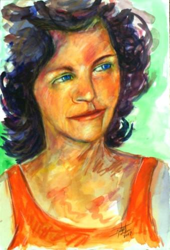 Portrait of Judy