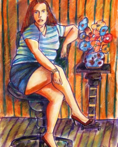 My Muse: Judy