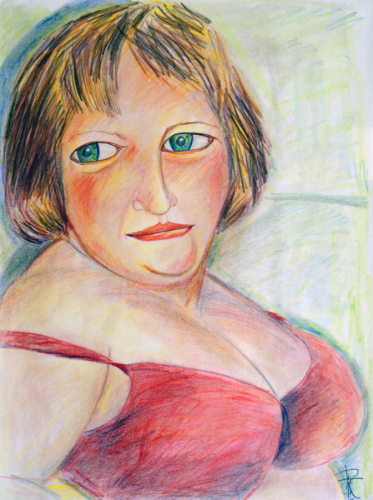 Miranda's Eyes: Full-figured Beauty