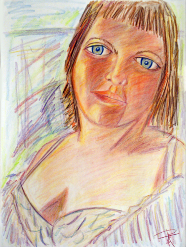 Miranda's Eyes: In Shadow