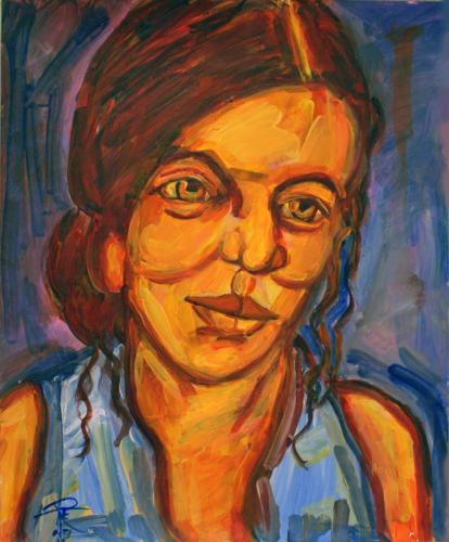 Angela Marie: Portrait of a Beauty