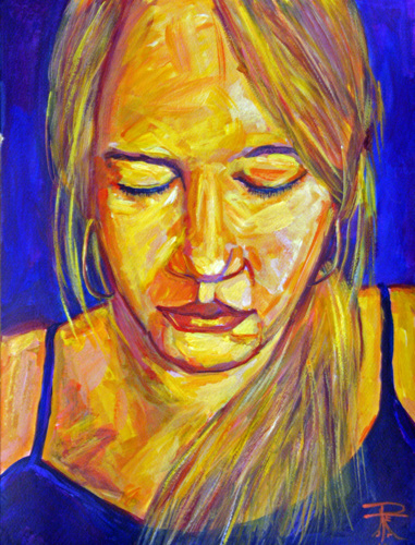 Thoughts: Portrait of Karie