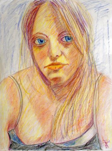 Sketch of Karie