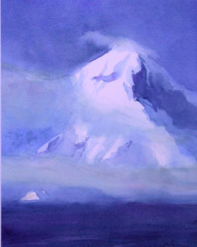 Antartica Blue