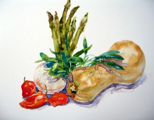 Asparagus Finale
