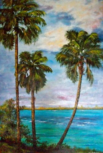 Key Largo Palms