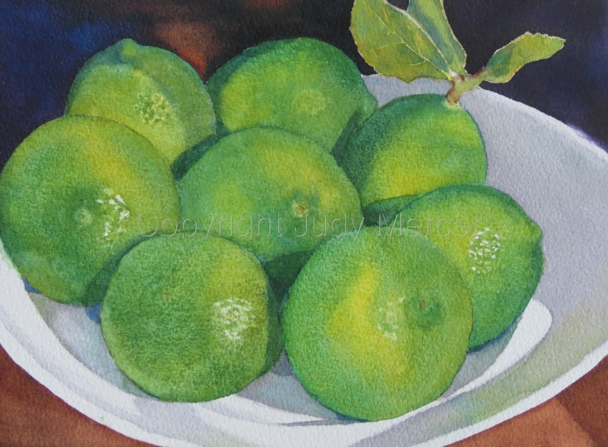Fresh Limes (large view)