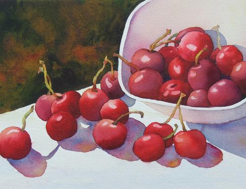 Cheery Cherries (large view)