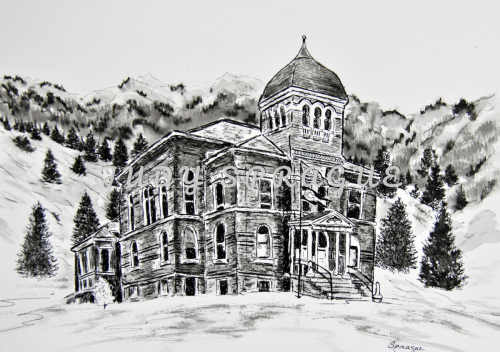 OURAY COUNTY COURTHOUSE