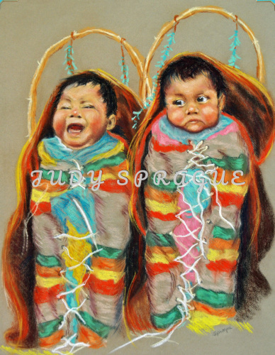 Papoose Twins