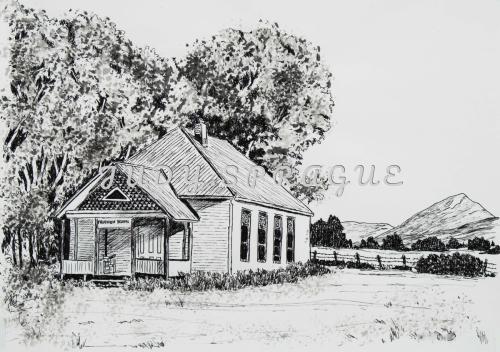 OLD FAIRVIEW SCHOOLHOUSE