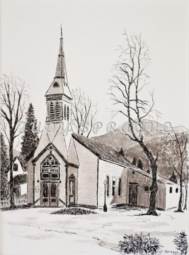 PRESBYTERIAN CHURCH LAKE CITY