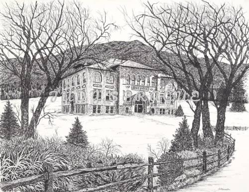 OLD SALIDA HIGH SCHOOL