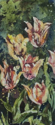 Tulip Batik
