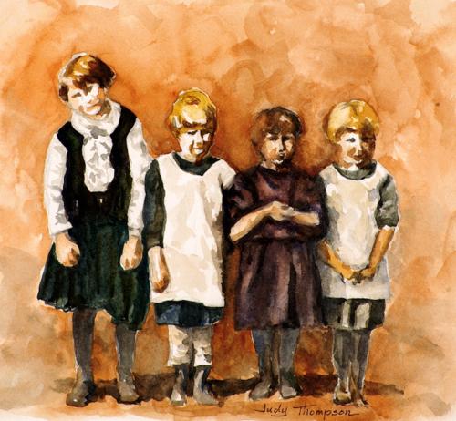 Prairie Schoolmates