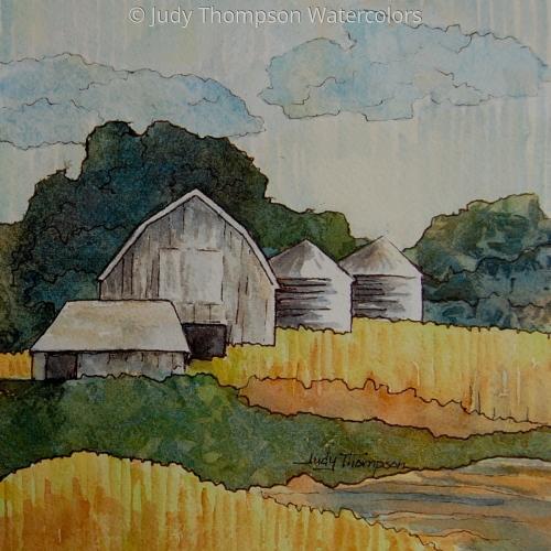 Summer Barns