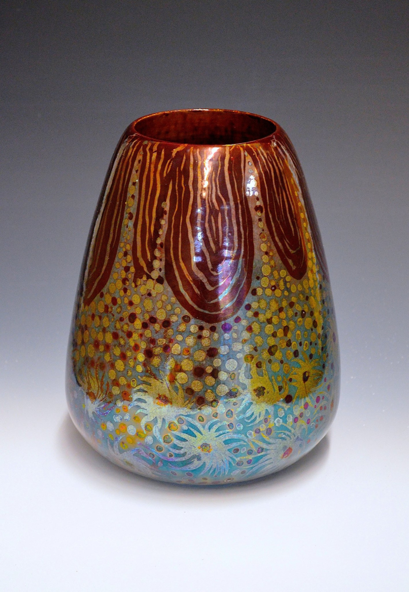 Paste Luster Glaze (large view)