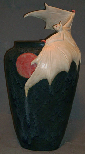 Albino Bat Amphora