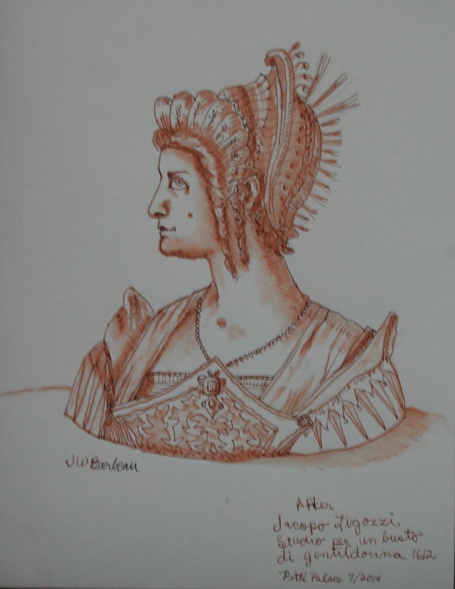 Florentine Woman (large view)