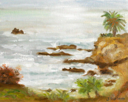 Laguna Revisited by Julie Barbeau