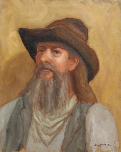 The Plano Cowboy
