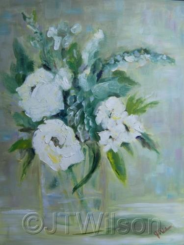 Serenity by Julia Thornton Wilson