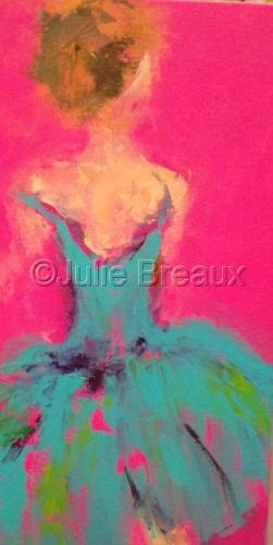 Figurative Ballerina