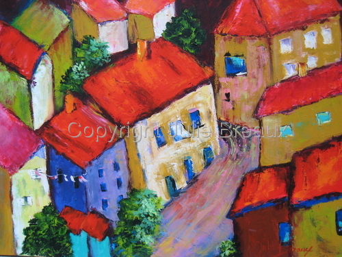 Red Roof Village